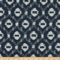 Richloom Fortress Clear Glynn Jacquard Midnight