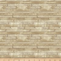 Whistler Studios Certified Delicious Wood Planks Brown