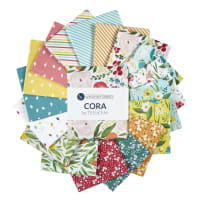 Windham Fabrics Cora Fat Quarter Bundle 17pcs Multi