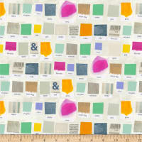 Windham Fabrics Digital Color Theory Swatch Paper