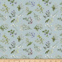 Windham Fabrics Midsummer Meadow Ditsy Sky