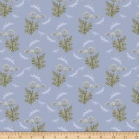 Windham Fabrics Midsummer Dancing Mayfly Heather