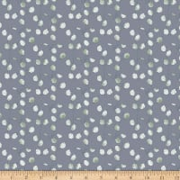 Windham Fabrics Midsummer Honesty Seed Pewter