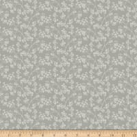 Windham Fabrics Midsummer Seed Scattering Silver