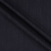 Fabric Merchants Light Weight Stretch Denim Dark Blue