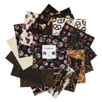 "Kanvas Chocolicious 10"" Pack 42pcs Multi"