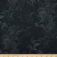 Benartex Poured Color Cosette Black