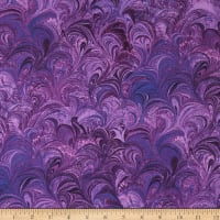 Benartex Poured Color Cosette Grape