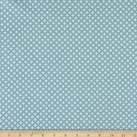Contempo It's Raining Cats and Dogs Circle Crescents Teal