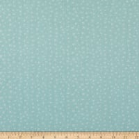 Contempo It's Raining Cats and Dogs Criss Cross Turquoise