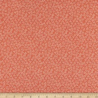Contempo It's Raining Cats and Dogs Floating Triangles Coral