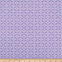 Benartex Lavender Fields Angelique Foulard Light Purple