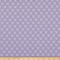 Benartex Lavender Fields Avril Deco Purple