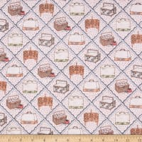 Maywood Studio Measure Twice Diamond Ric-Rac Pink