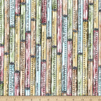 Maywood Studio Measure Twice Yardstick Sayings Multi