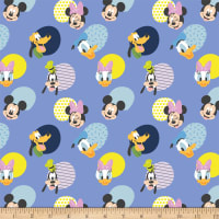 Disney Mickey Mouse Play All Day MM Hello Memphis Periwinkle