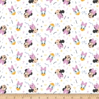 Disney Mickey Mouse Play All Day Girl White