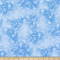Maywood Studio Silver Jubilee Soft Floral Blue
