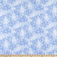 Maywood Studio Silver Jubilee Soft Floral White