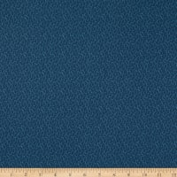 Maywood Studio Belle Epoque Micro Leaves Navy