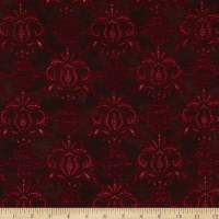 Le Poulet Damask Red