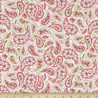 Let's Flamingle! Paisley Pink