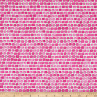 Whimsy Daisical Rectangles Pink