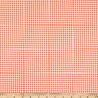 Susybee Gingham Check Coral