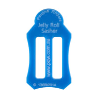 Pauline's Quilters World Sasher Roll Up Blue