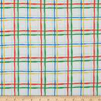 Comfy Flannel Fun Plaid Multi