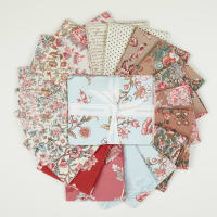 Riley Blake Jane Austen At Home Fat Quarter Bundle 20 Pcs