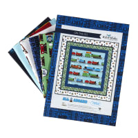 Riley Blake Thomas And Friends On The Go Quilt Kit Multi