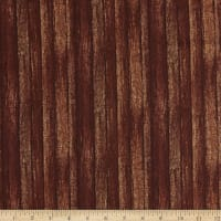 Northcott Nature's Calling Redwood Red Multi