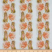 Paintbrush Studio Tiger Lily Trail Vines Grey
