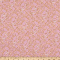Paintbrush Studio Tiger Lily Trail Floral Pink