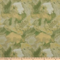 Paintbrush Studio Polished Marble Forest Green/Gold