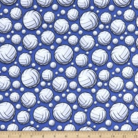 Super Sports Flying Volleyball Blue