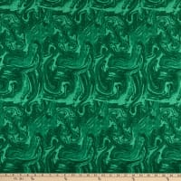 """Westrade Textiles 108"""" Cotton Wide Back Waves Forest"""