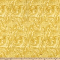 """Westrade Textiles 108"""" Cotton Wide Back Waves Gold"""