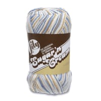 Lily Sugar'N Cream Big Ball Ombres, 340g, Cottage Blues