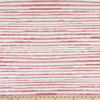Scott Living Horizon Luxe Canvas Sunset Coral