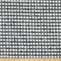 Performatex Hearthstone Outdoor Jacquard Charcoal