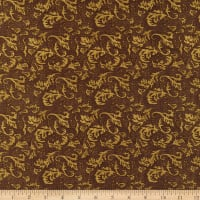 Henry Glass Sunset Rodeo Monotone Texture Brown