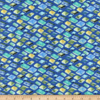 Windham Fabrics Read Cover To Cover Blue