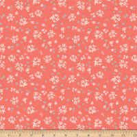 Laura Ashley Nottingham Collection Aberdeenshire Coral