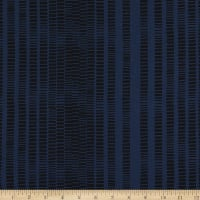 Cotton+Steel By the Seaside High Tide Navy