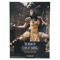 The Book of Cosplay Sewing by Kamui Cosplay