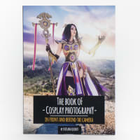 Worbla Cosplay Supplies The Book of Cosplay Photography