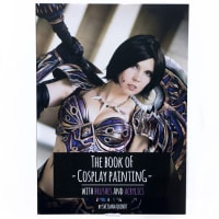 Worbla Cosplay Supplies The Book of Cosplay Painting