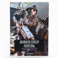 Worbla Cosplay Supplies The Book of Advanced Cosplay Painting